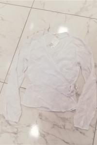 Biała bluzka koszula H&M...