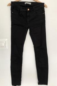 Spodnie czarne Zara