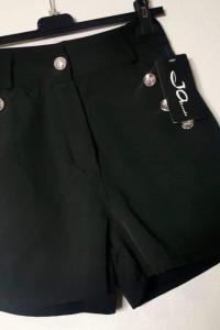 Spodenki spodnie guziki kieszonki