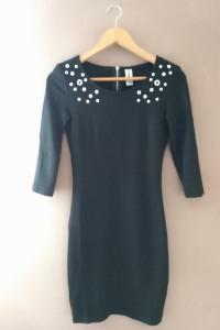 Mała czarna sukienka xs...