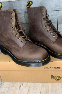 Buty glany dr Martens 1460 PASCAL dark Brown 38