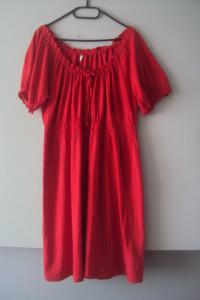 dzianinowwa sukienka hiszpanka...