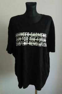 Czarny T shirt Urbndist Angelo Litrico 3XL 47 48 Urban Dist...