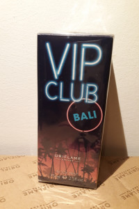 Mgiełka zapachowa VIP Club Bali Oriflame...