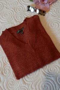 sweter oversize 42