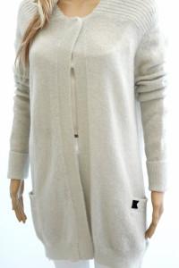 Karl Lagerfeld nowy oryg sweter merino wool...