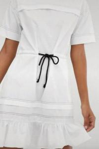 Nowa biała sukienka firmy ASOS...