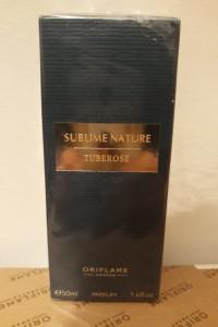 Perfumy Sublime Nature Tuberose Oriflame