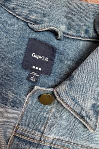 Kurtka jeansowa Gap...