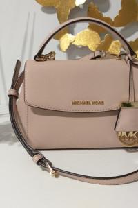Michael Kors Ava róż pink mała torebka oryginał...