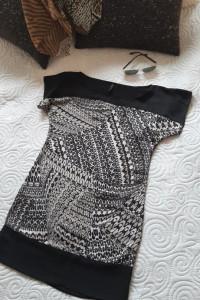 tunika sukienka mini XS...