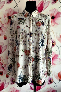 george koszula modny wzór kwiaty nowa hit 42...