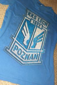 T shirt Lech Poznań unisex...