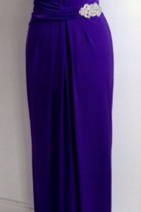 Elegancka suknia stan idealny...