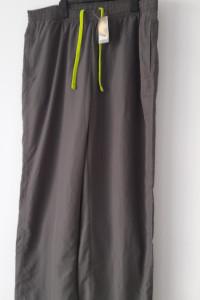 Sportowe dresowe męskie spodnie 56 58