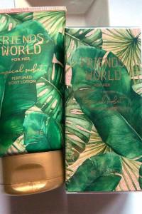 Oriflame Friends World Tropical Sorbet edt i balsam...