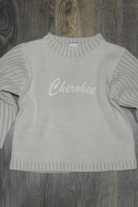 Cherokee sweterek beżowy 110...