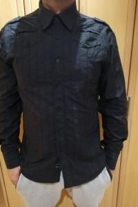 Męskie koszule XL H&M i Redpolo