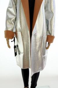 Pinko nowy oryg płaszcz dwustronny...