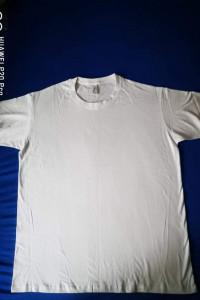 Biały t shirt...