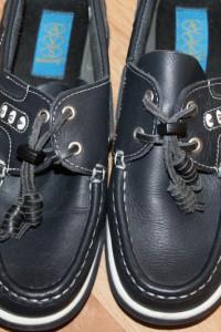 Dubarry Ad8 buty żeglarskie mokasyny skóra 40 i 26 cm...