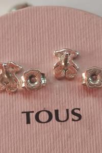 Kolczyki srebrne Tous...