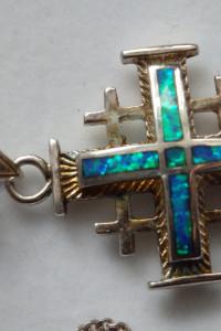 Krzyż Jerozolimski 925