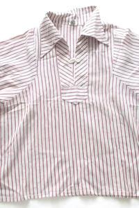 bluzka koszulowa w paski...