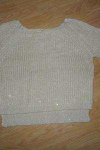 Sweewe Paris sweter sweterek roz M L...