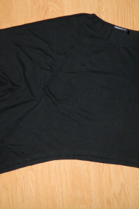 Luźna asymetryczna bluzka roz L...