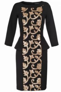 TopSecret elegancka sukienka cekiny roz 36...