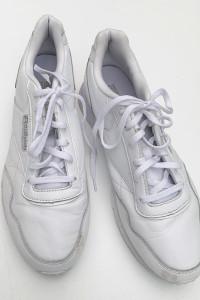 Buty Białe Snakery 42 Lux Footbed Reebok 275 cm...