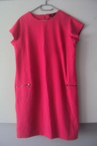 sukienka z kieszonkami...