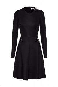Sukienka elegancka czarna Edited rozmiar M...