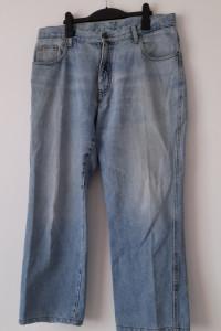 Jasnoniebieskie jeansy mom jeans vintage W34 L32...