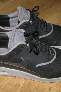Nike air max thea szare...