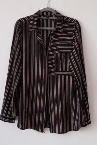 Atmosphere Czarna elegancka koszula 44...
