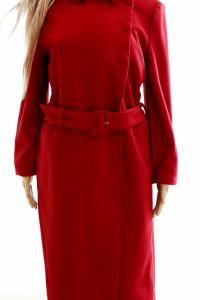 Love Moschino nowy oryg płaszcz wełniany...