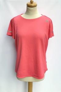 Koszulka Sportowa Adidas Różowa Róż Bluzka XL Climalite
