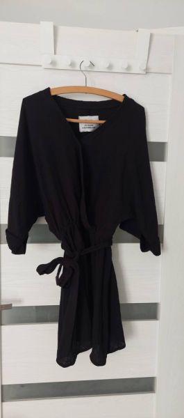 Suknie i sukienki kimonowa sukienka mini