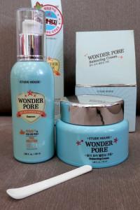 Krem i Esencja Etude House Wonder Pore 50 ml Koreańskie Kosmetyki