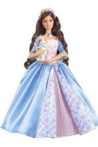 Lalka Barbie Księżniczka i żebraczka Eryka