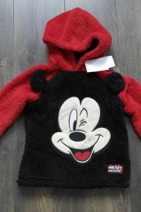 Bluza z Myszką Miki nowa 116...