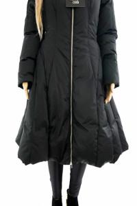 Odri nowy oryg płaszcz puchowy rozkloszowany