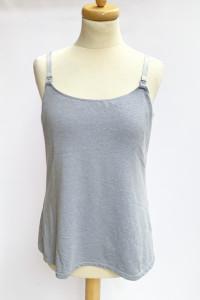 Bluzka Koszulka Niebieska H&M Mama L 40 Do Karmienia