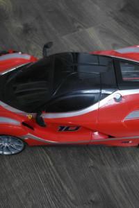 New Bright Ferrari duży samochód