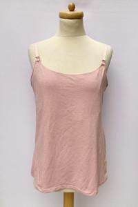 Bluzka Koszulka H&M Mama NOWA Różowa Do Karmienia L 40