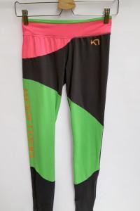 Legginsy Sportowe Kari Traa Kolorowe XS 34 Fitness Sport
