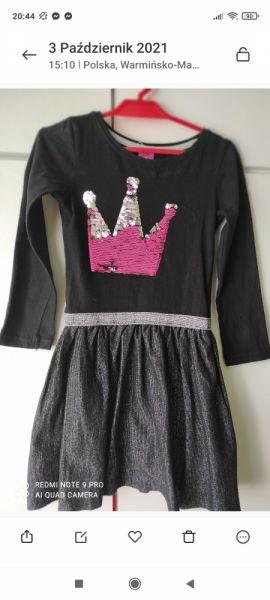 Sukienki i spódniczki Sukienka dla dziewczynki