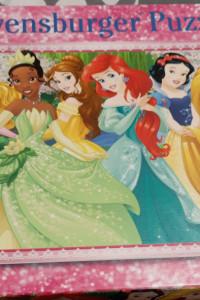Puzzle Ravensburger Księżniczki